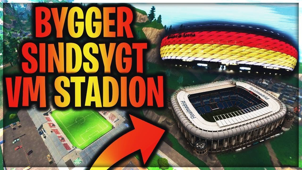 SINDSSYGT VM STADION! | Danske Fortnite Highlights #152