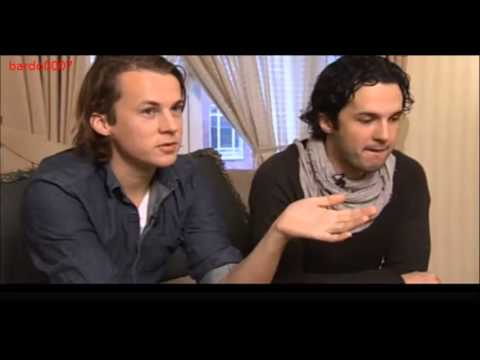 Ylvis talks about their cult hit The Fox - London interview