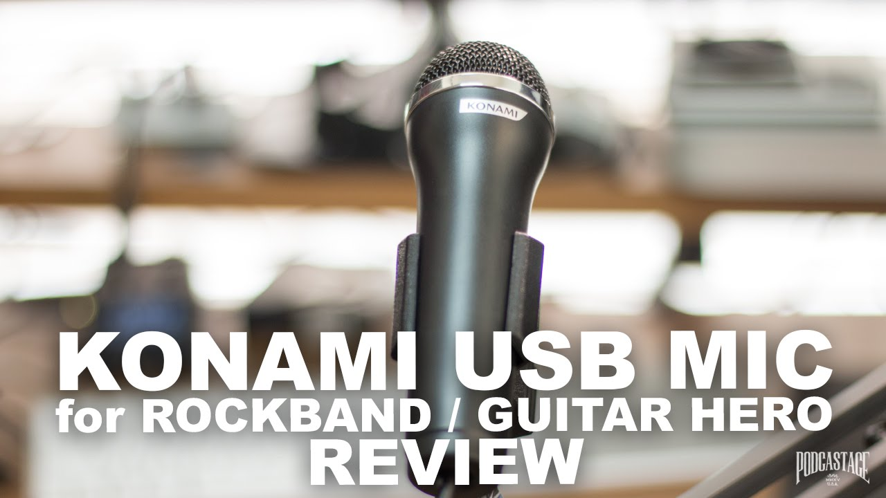 LOGITECH ROCK BAND MICROPHONE DOWNLOAD DRIVER