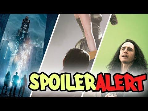Spoiler Alert #66 | Unsere Favoriten der Oscars 2018 | Podcast