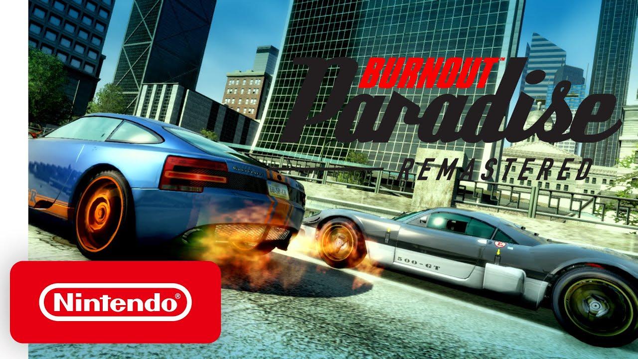 Announcement Trailer για το Burnout Paradise Remastered
