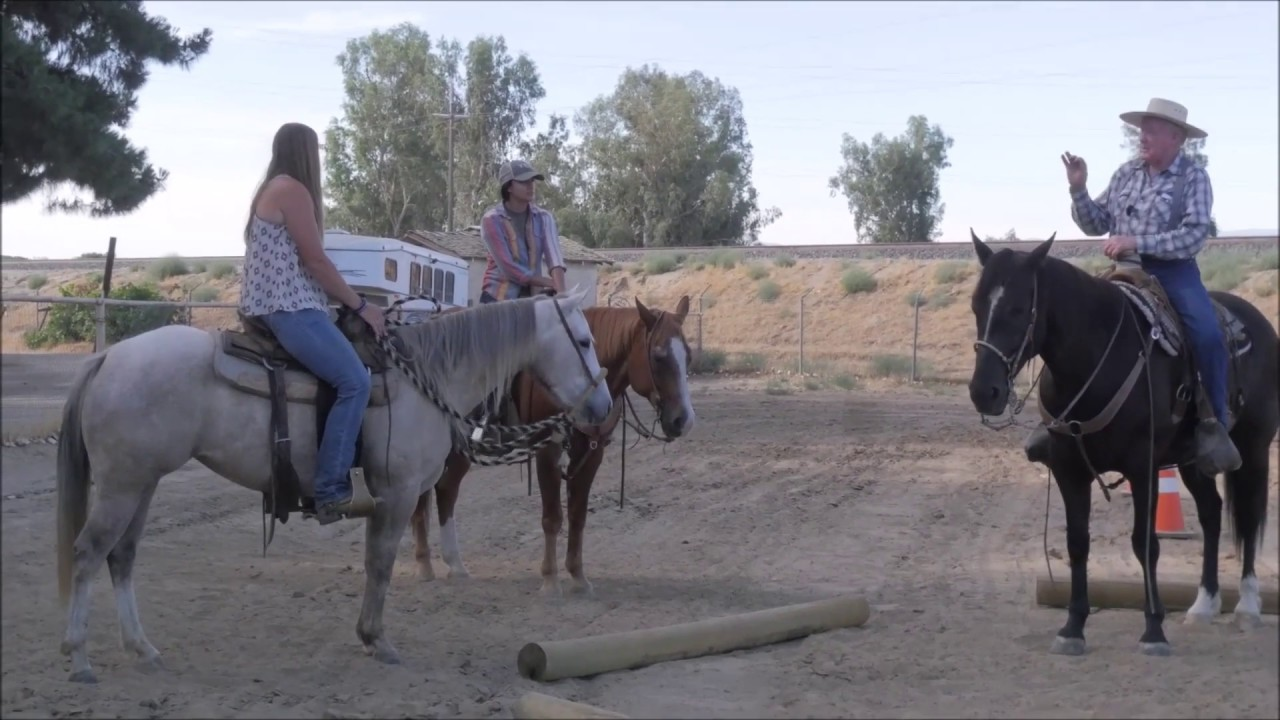 Oildale 1-Day Horsemanship Clinic - Morning Session