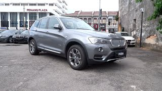 2014 BMW X3 xDrive20i Start-Up and Full Vehicle Tour