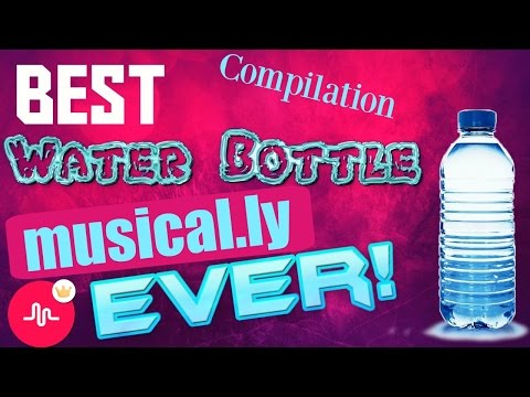 Bottle Flipping Challenge - The Best #BottleFlippingChallenge musical.ly Compilation
