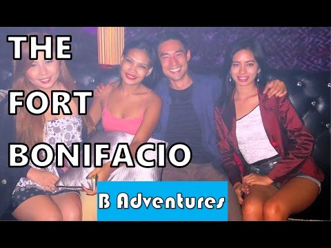 Manila: Salt Steakhouse & Fort BGC Nightlife, Philippines S2 Ep40