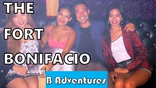 Manila: Makati Salt Steakhouse & BGC Nightlife The Fort Bonifacio Taguig, Philippines S2 Ep40