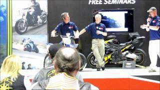 Scott Russell Trail Braking Talk