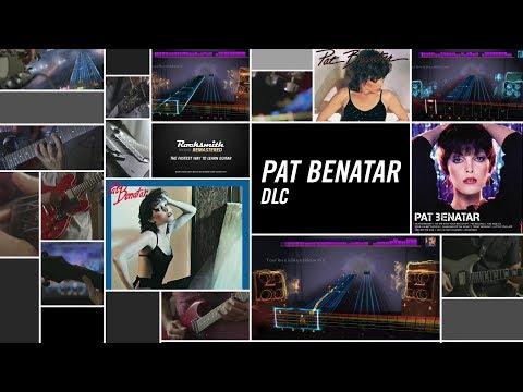 Pat Benatar Song Pack - Rocksmith 2014 Edition Remastered DLC