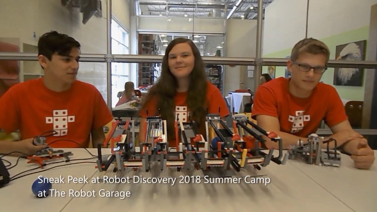 Video Game Design Summer Camps In Michigan: therobotgaragecampsandclasses - THE ROBOT GARAGErh:therobotgarage.com,Design