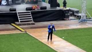 Концерт Николая Баскова в Гомеле