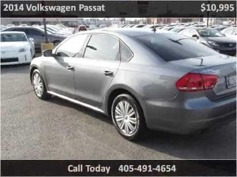2014 Volkswagen Passat Used Cars Warr Acres OK