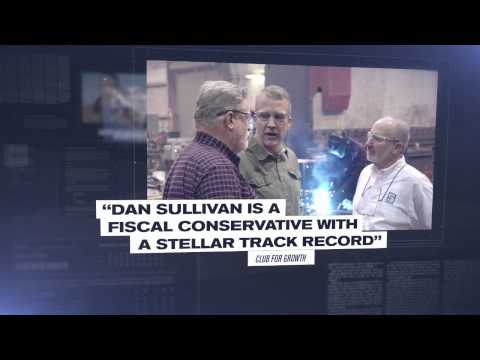 Dan Sullivan for Senate: Conservative