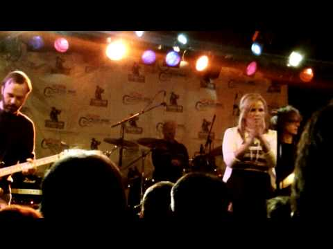 Kay Hanley  Here and Now  Boston  1.10.15