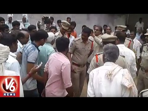 Gajwel Police Arrested Telangana JAC Chief Kodandaram | V6 News