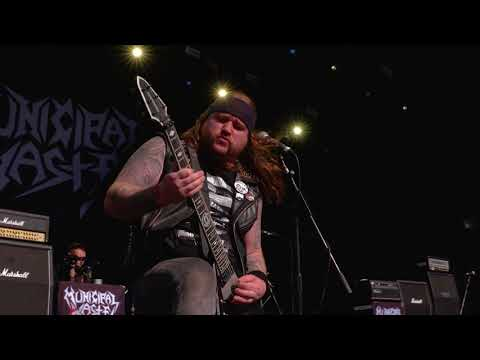MUNICIPAL WASTE - Mind Eraser - Bloodstock 2017