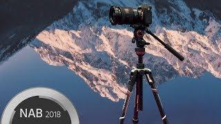 マンフロットがBefree Liveカーボン三脚を発表 - フルードヘッドを搭載したビデオ用三脚 thumbnail