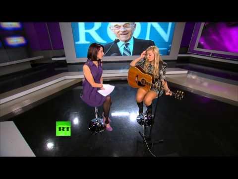 Tatiana Moroz Performs Love & Liberty on Breaking the Set