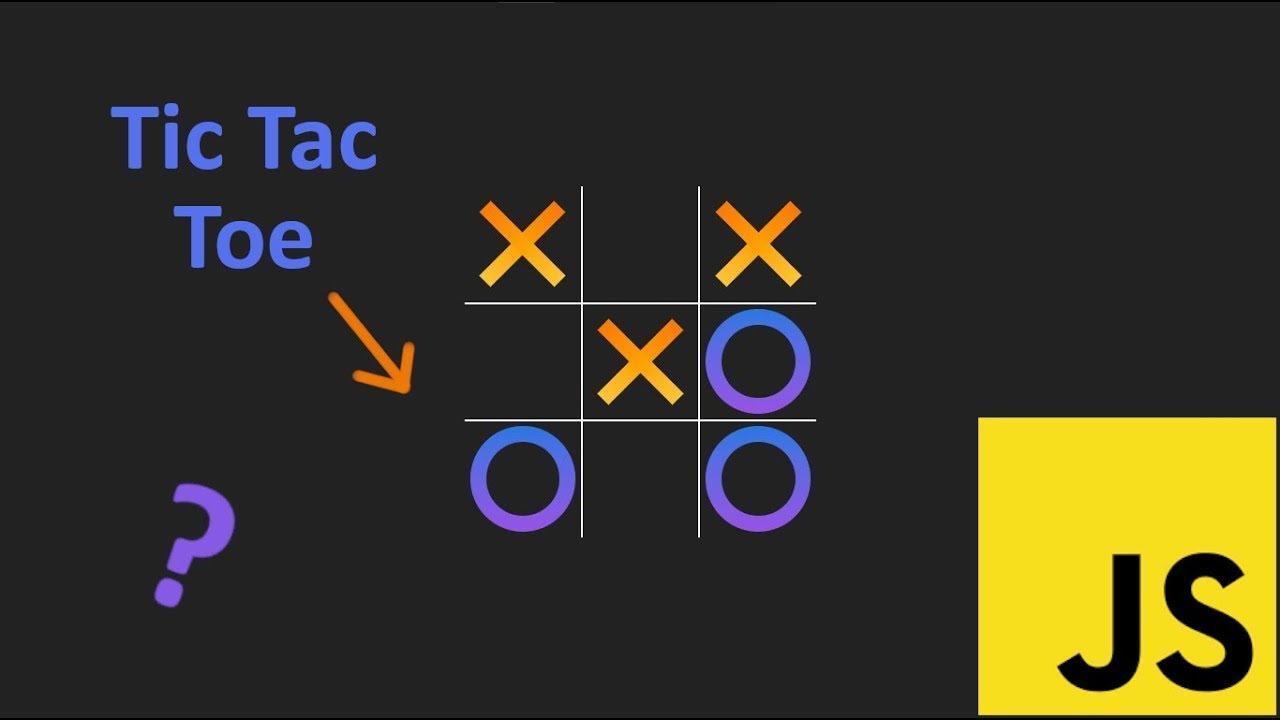 Creative Tic Tac Toe Game using JavaScript | Tutorial (Part - 2)