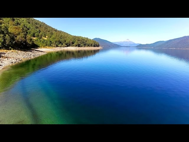Flying with Relaxing Music - DJI Phantom 3 Drone Aerial Footage 1080p