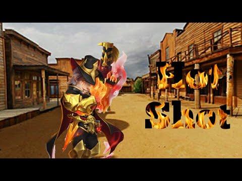 New Hero Hot Shot Gameplay Castle Clash