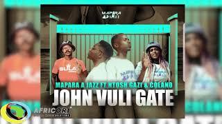 Mapara A Jazz - John Vuli Gate [Feat. Ntosh Gazi & Calano](Official Audio)
