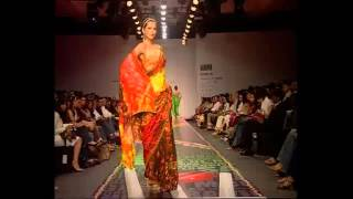 Satya Paul presents cricket themed sarees, tunics and trousers Thumbnail