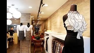 착한견적, 예쁜 옷가게인테리어 사진, 의류매장 디자인 …