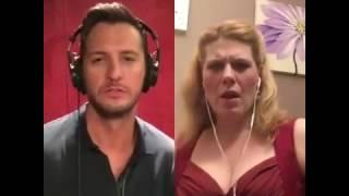 Play It Again -Duet : Luke Bryan & Stephanie Emmering