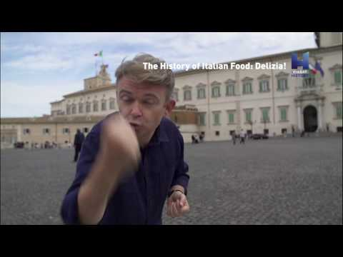 History Of Italian Food  - Premiere