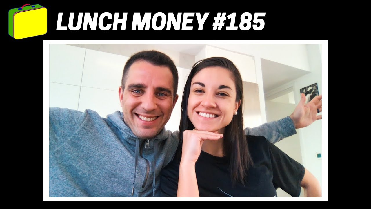 Lunch Money #185: Bitcoin, Graphcore, Ghislaine, Fans, 2021, #ASKLM