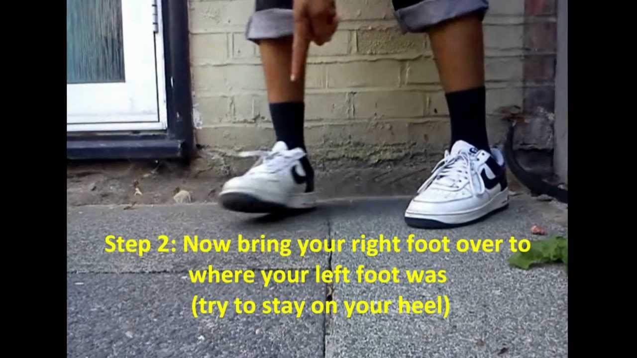 How to Crip Walk for beginners « Hip Hop :: WonderHowTo