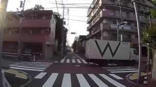 Tokyo Bike Commute May 2013