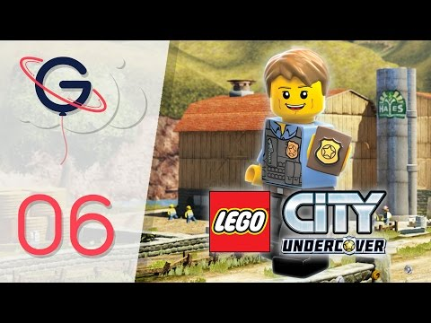 LEGO CITY UNDERCOVER : MODE LIBRE FR #6 - Retour à la Ferme ! | Fort Meadows