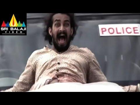 Vikramarkudu Movie Vikram Rathod Warning to Bavuji | Ravi Teja, Anushka, Ajay | Sri Balaji Video