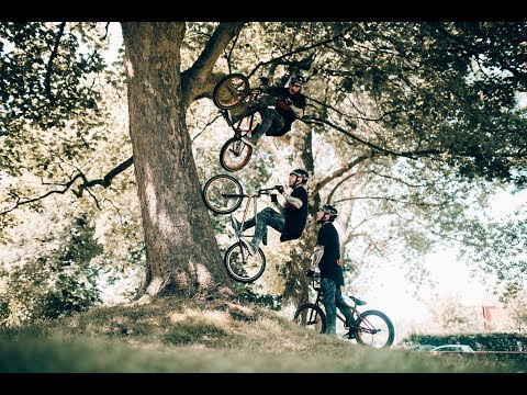 MARK WEBB STREET BMX 2017: Air It Flair It