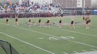 """KU Dance Team - Gold Halftime """"Turn Down for What"""""""