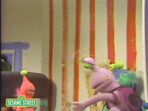 Sesame Street: Twiddlebugs Postage Stamp