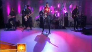 The Pretenders on The Today Show - Love