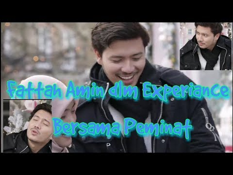 Fattah Amin - Ready Set Action Experiance