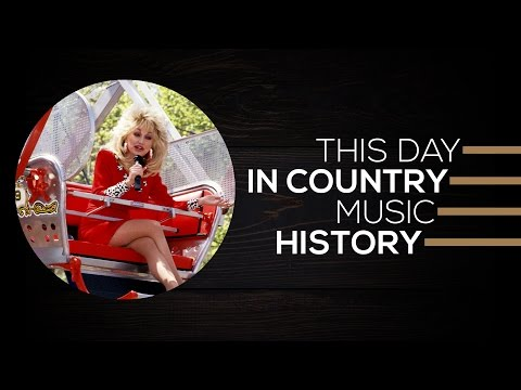 Eric Church, Dolly Parton, Garth Brooks | This Day In Country Music History