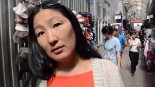 Общепит Улан-Удэ (Бурятия) и Бишкек (Кыргызстан)- Лариса Будаева (бурятка из Кыргызстана)