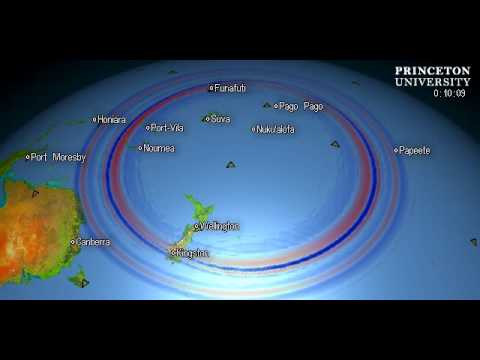 Magnitude 5.9 Quake, KERMADEC ISLANDS REGION