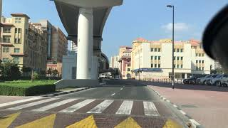 Driving Around Dubai Health Care City
