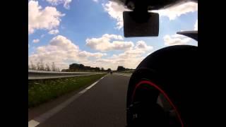 GoPro: Suzuki GSXR 750 K6 w/ Termignoni Moto Gp exhaust