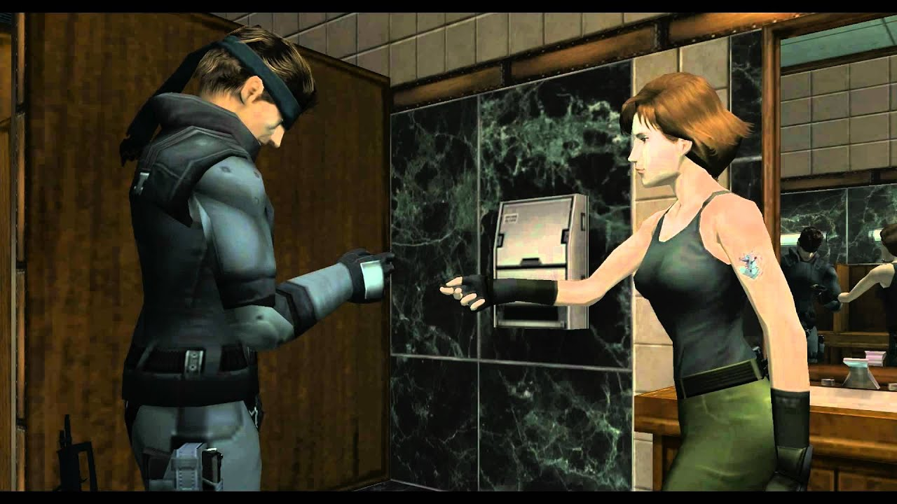 metal gear solid the twin snakes   hd cutscenes part 10