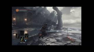Dark Souls III Moonwalk Bug