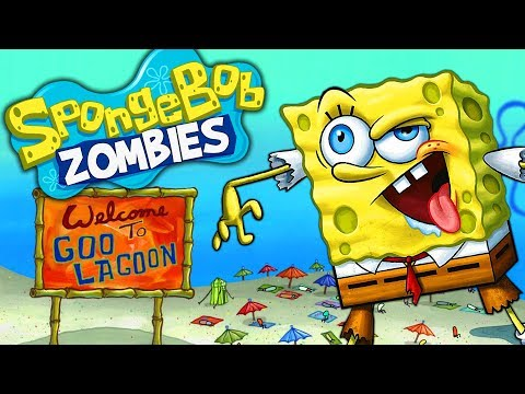SPONGEBOB ZOMBIES: GOO LAGOON (Call of Duty Zombies)