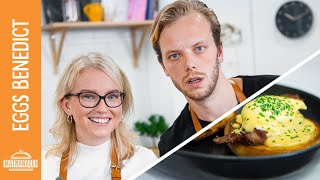 TOP NOTCH FRUKOST MED CARL DÉMAN | Ägg Benedict