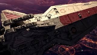Star Wars Coruscant Supercut Wallpaper Engine Youtube