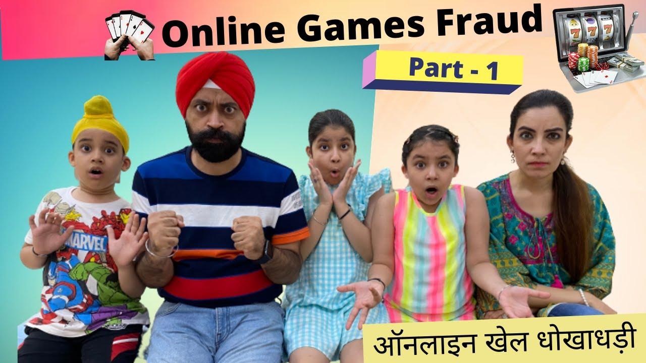 Download Online Games Fraud | Part - 1 | Ramneek Singh 1313 | RS 1313 VLOGS